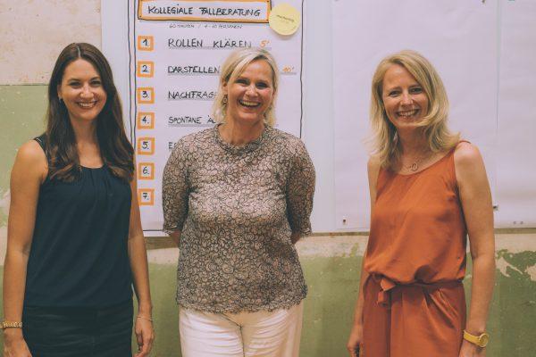 Rückblick: Kick-Off Event zum Mentoring Circle by Innovative Women