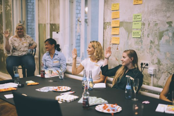 Info-Sessions am 28.01.21 zum Mentoring Circle by Innovative Women